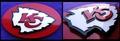 Kansas City Chiefs 3D sign